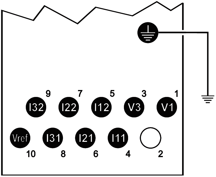 Volts Mode And Applicable Wiring Terminals