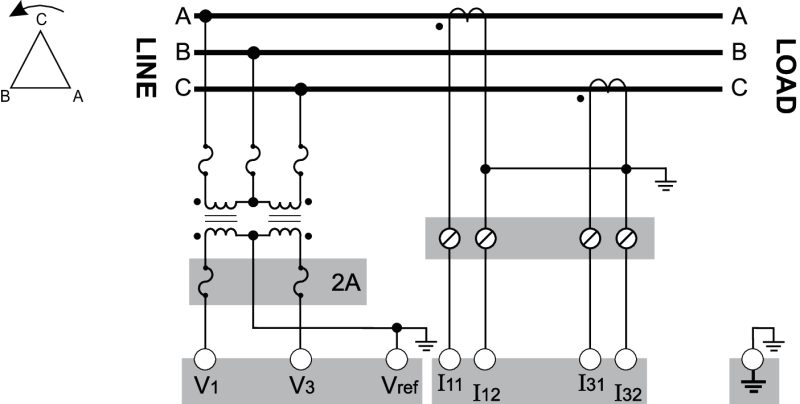 Form 2a Meter Wiring Diagram | Repair Manual